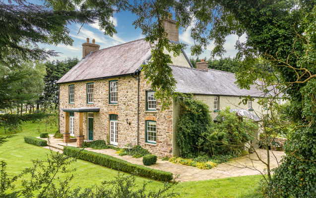 Discover elegance one of Pembrokeshire's finest properties
