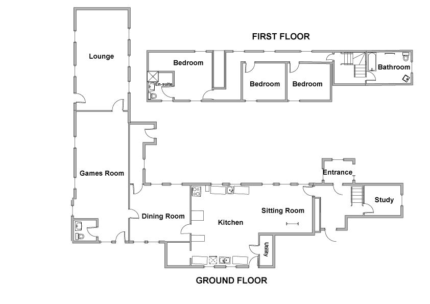 Long house floor plans for Long house floor plans